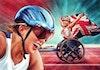Editorial - Hannah Cockfroft for Sport Magazine. AD: John Mahood.