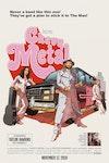 Pop Culture Parody - Parody of the original Superfly movie poster for a Chevy Metal gig.