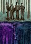Editorial - Stranger Things for Empire (via Central Illustration Agency). CD: Chris Lupton.