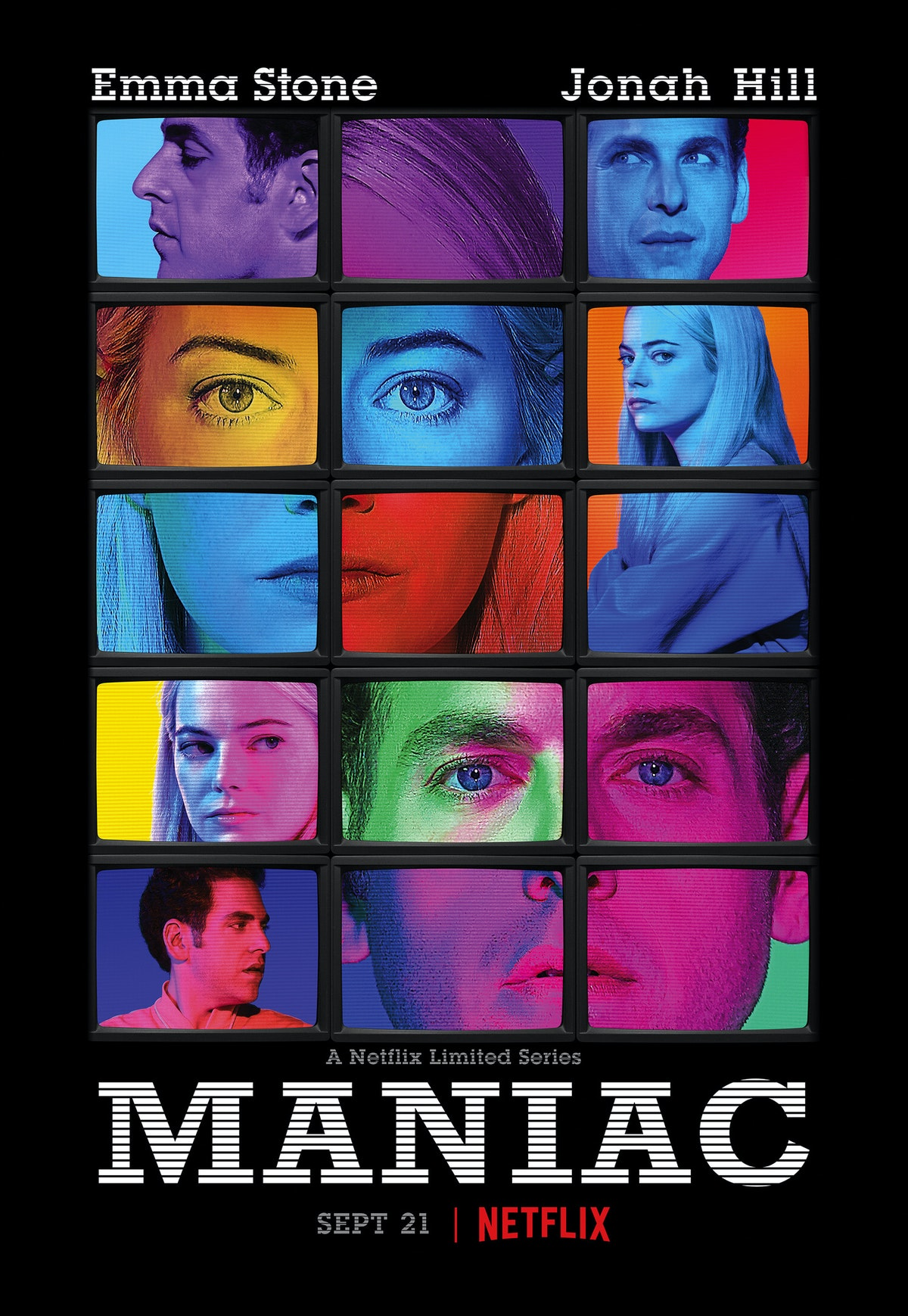 ABSOLUTE'S NEWLY LAUNCHED FILM AND TV DIVISION PROVIDE VFX SERVICES FOR NETFLIX SERIES MANIAC AND HIT INDIE FILM AMERICAN ANIMALS