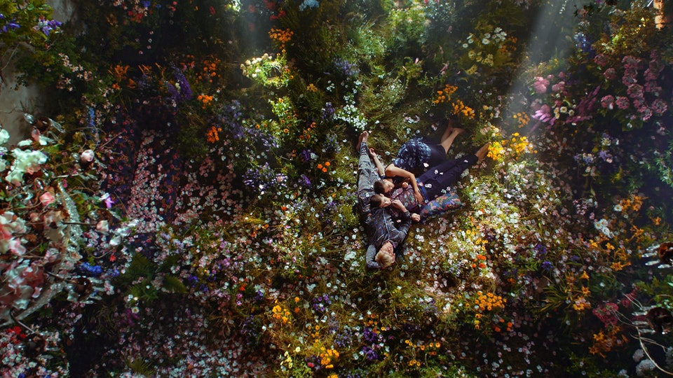 LBB - Your Shot: Bringing Baz Luhrmann's Secret Life of Flowers to Life..