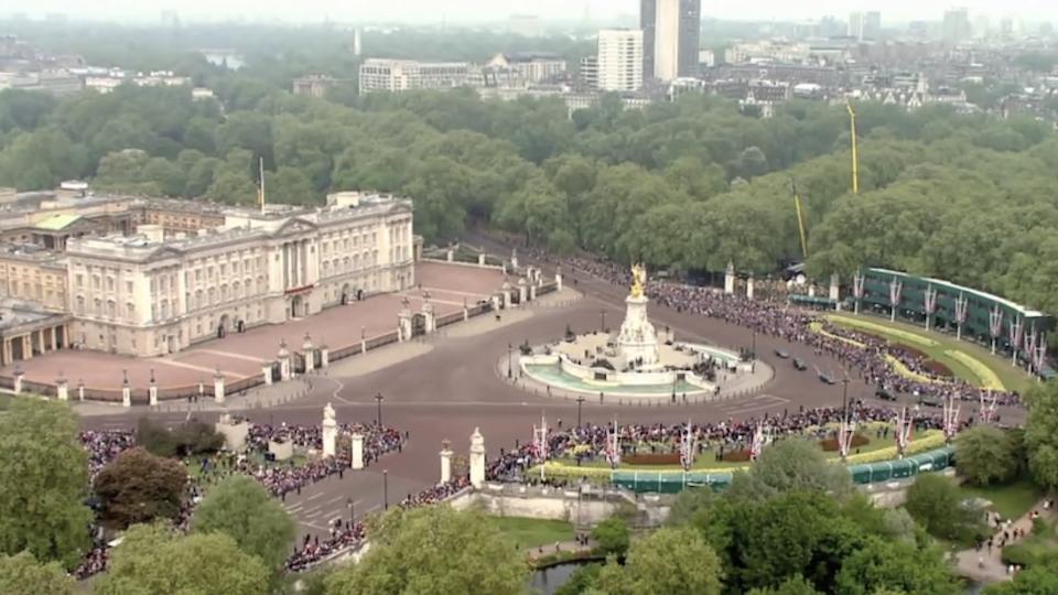 British Parade