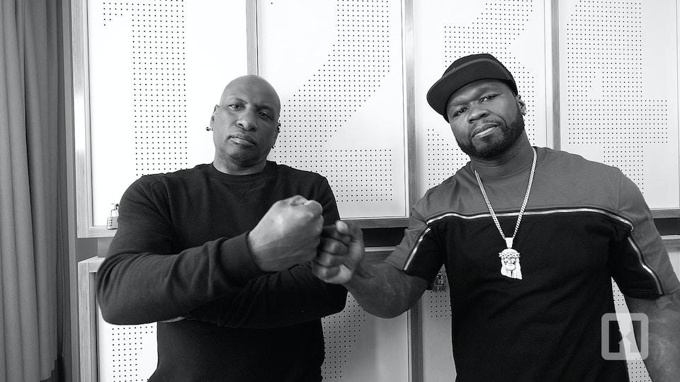 In Da Hostel With 50 Cent!