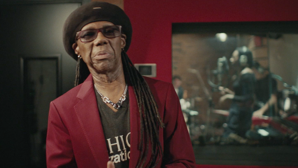 Backed by Nile Rogers