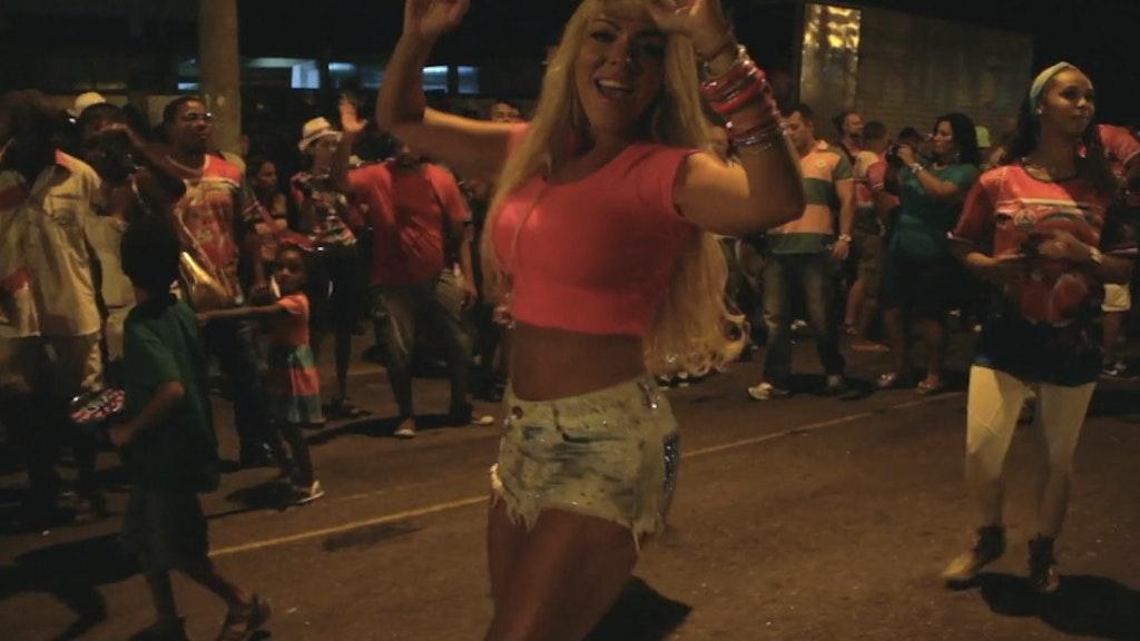Samba Do Mundo