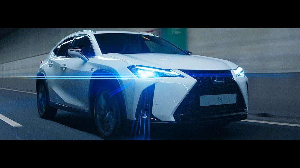 UX - Paris Motorshow