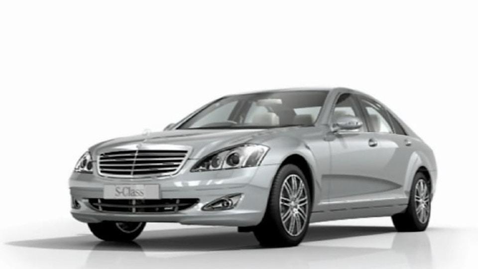 Mercedes Man