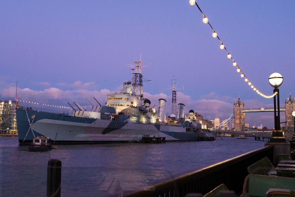 HMS Ben