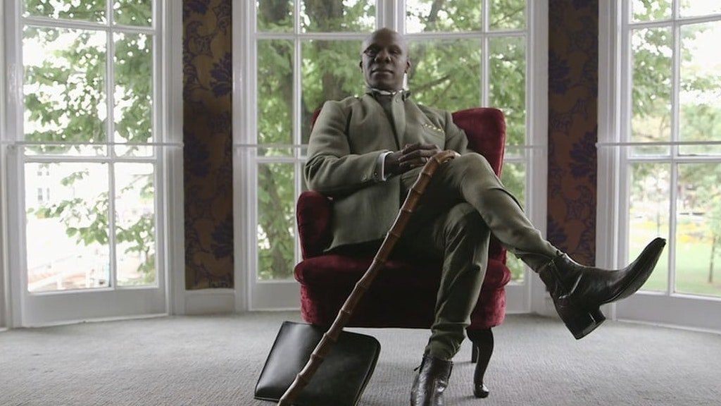 Youth Hosteling With Chris Eubank