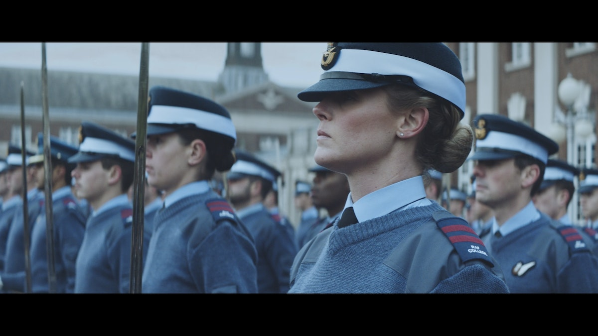 No Room For Clichés – RAF Channel 4 Diversity Award Advert