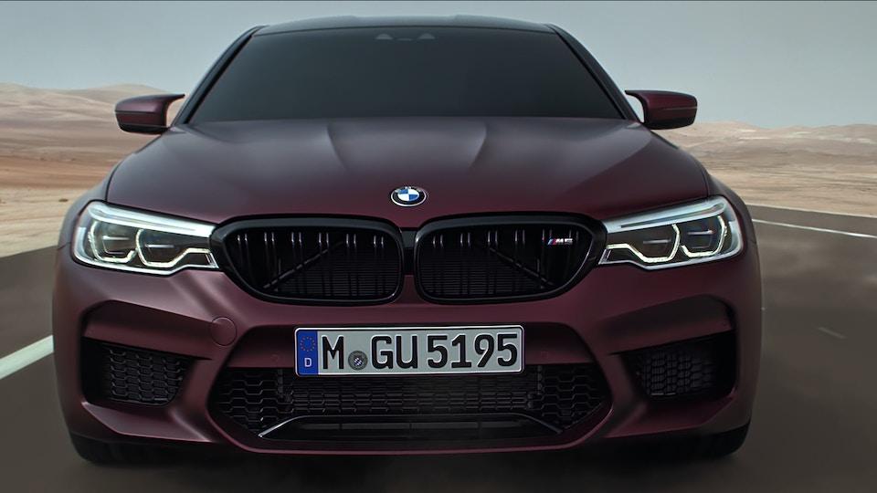 BMW M5 Toolbox