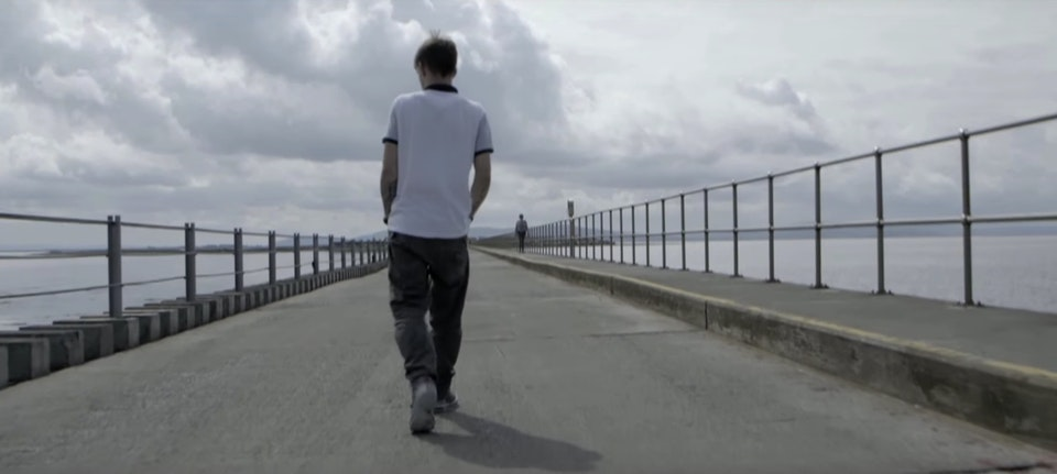 HAZE walk pier -