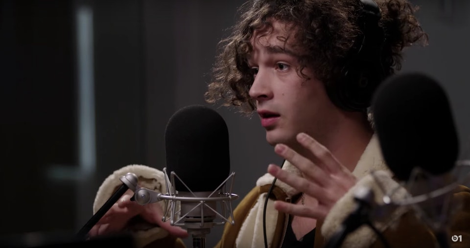 Beats 1 Radio - The 1975 -