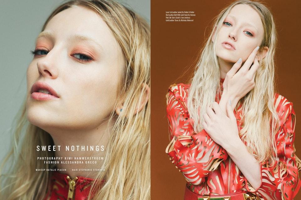 Damaged Goods Magazine - Sweet Nothings Damaged Goods