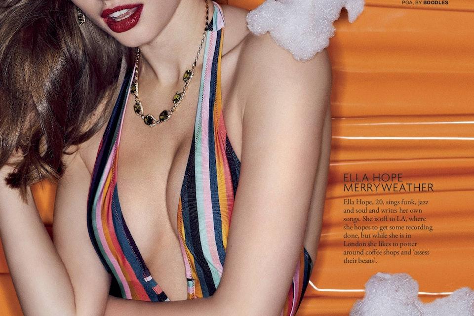 Tatler Cover Story June 2017 -