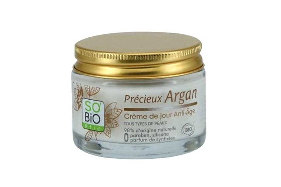 SO'BiO Agran Day Cream