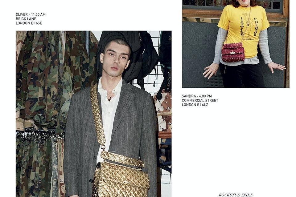 Vogue June 2017 Valentino Campaign - Terry Richardson -