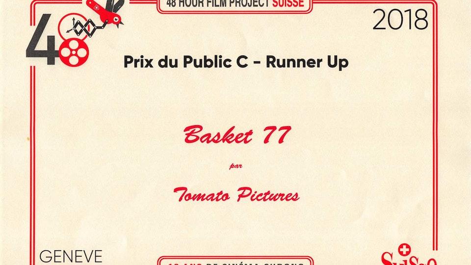 Basket 77