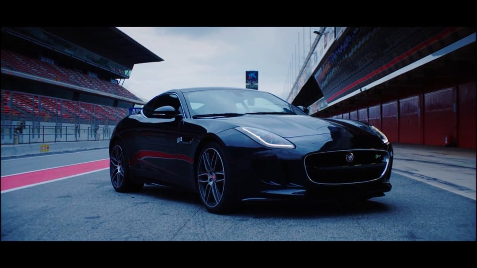 Jaguar Land Rover / F-TYPE Coupe / Sizzler