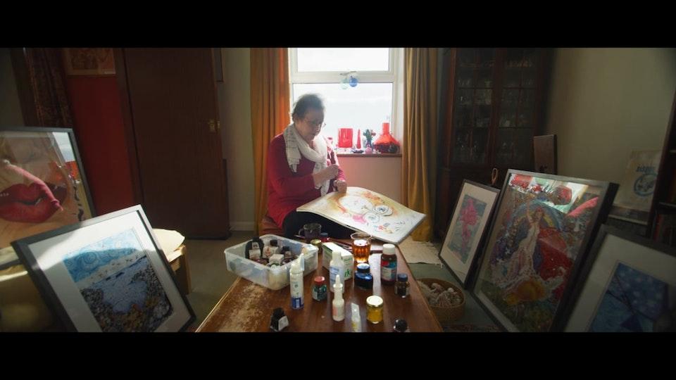 Painting Myself Brave / Documentary / TLC Creative