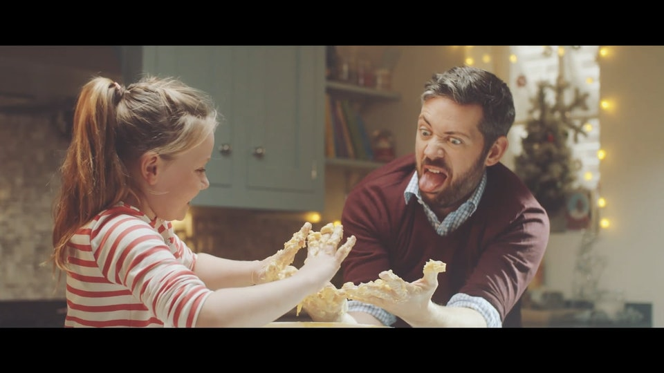 John Lewis (of Hungerford) / Christmas Ad