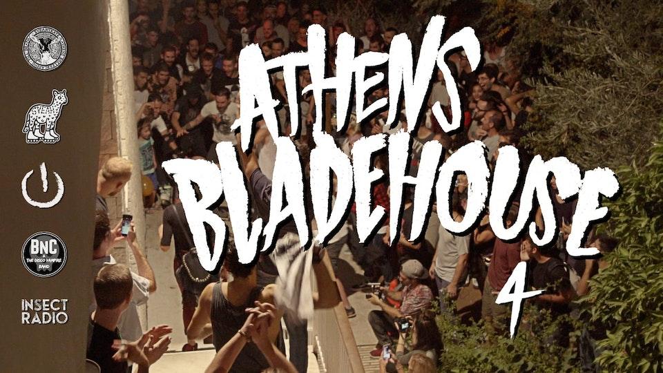 Athens Blade House 2016