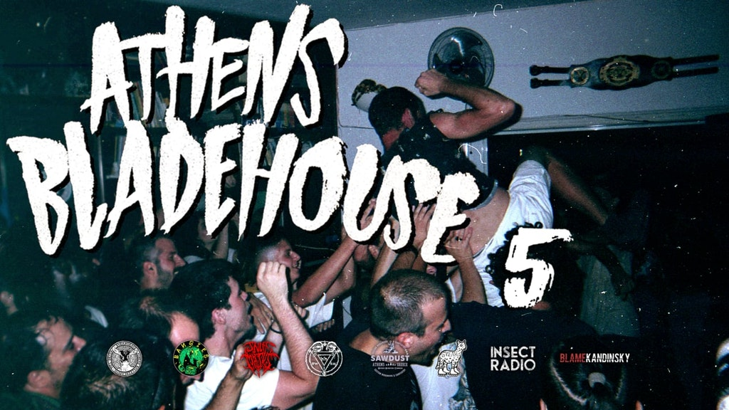 Athens Blade House 2017