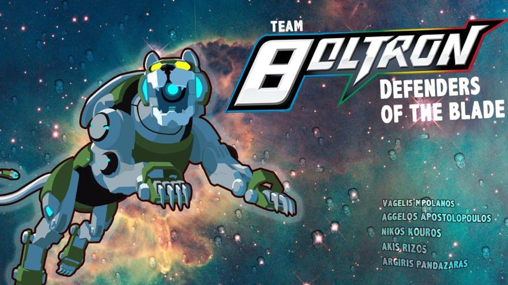 GC4: Team Boltron ( 2018 )