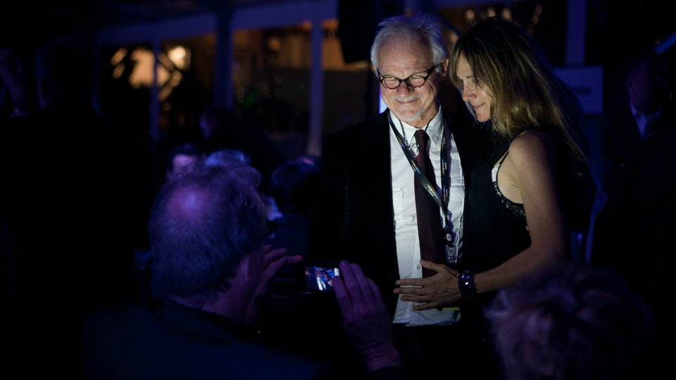 Martin Scorsese Canon Commercial