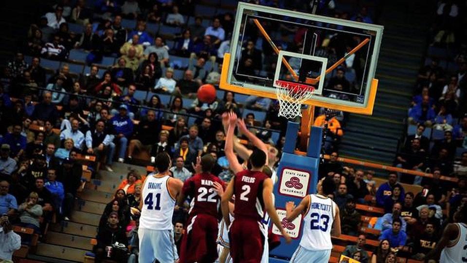 UCLA Basketball Sustainability PSA