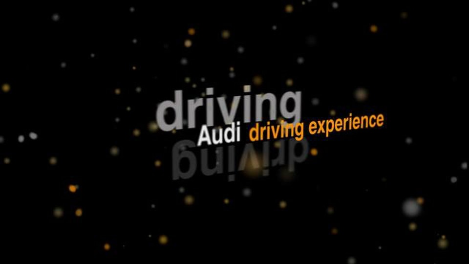 Audi Driving Experience - A4
