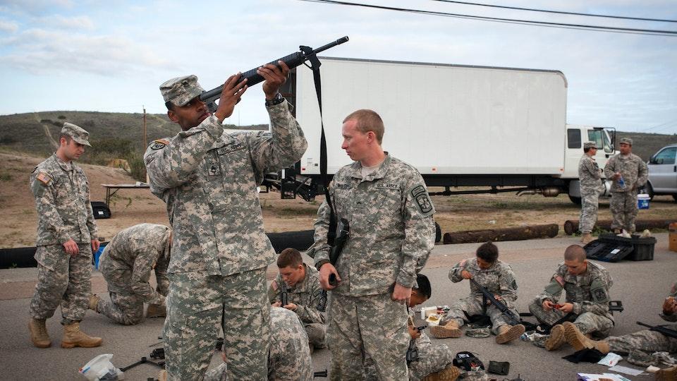 U.S. Army ROTC