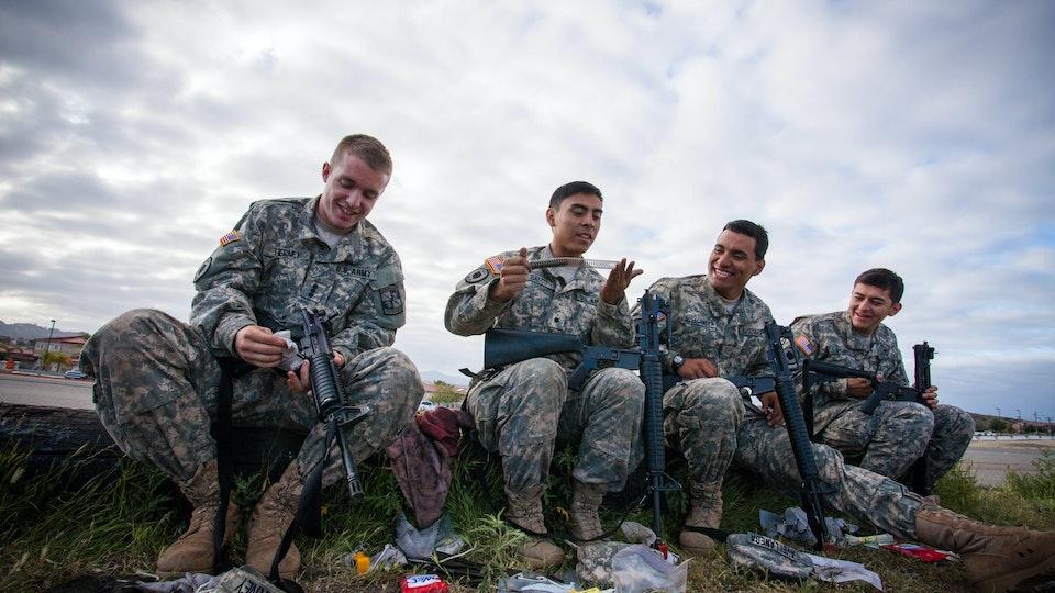 U.S. Army ROTC FTX_Pendleton_0414_EDITED-454
