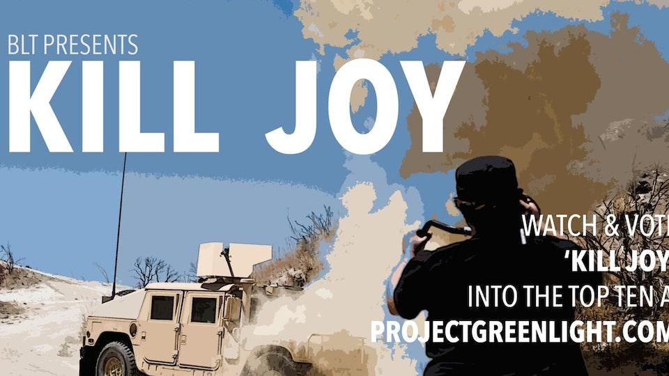 "Brian L. Tan ""BLT""  -  Director  |  Producer - Kill Joy: Outtakes"