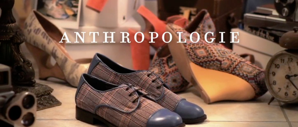 ANTHROPOLOGIE -
