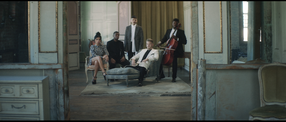 PENTATONIX - PERFECT -