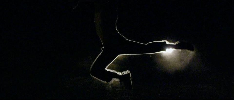 DANCING IN THE DARK -