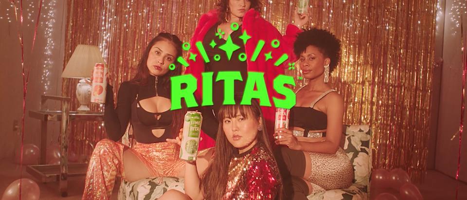 RITAS - NEVER APOLOGIZE -