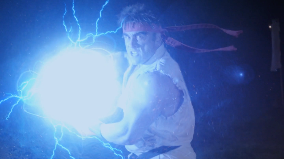 CHRIS CRONIN | DIRECTOR - Cineplex/Capcom/PS4 - Street Fighter Promo