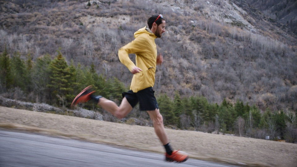 Mr Porter x On Running - Why I Run