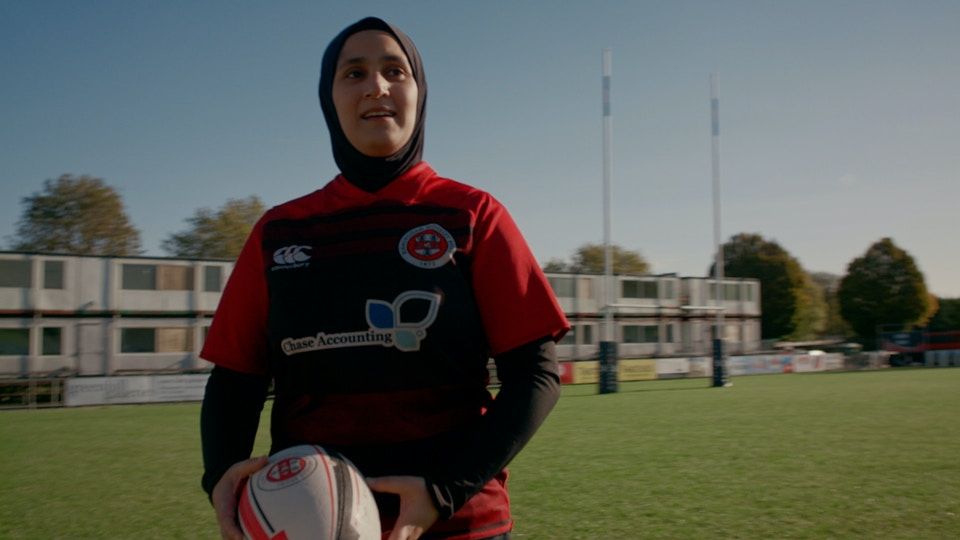 Shamaila x Canterbury Rugby - #MadeFromAll