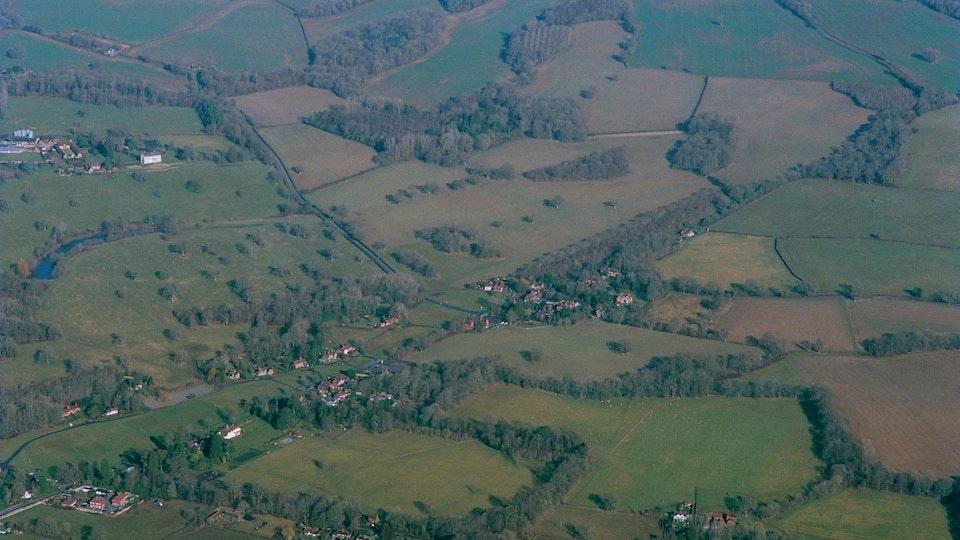 textures of the british landscape