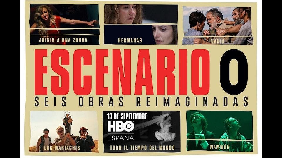 HBO- ESCENARIO O - VANIA