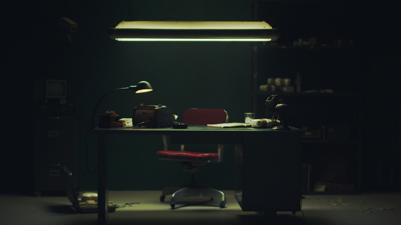 Netflix | Narcos -