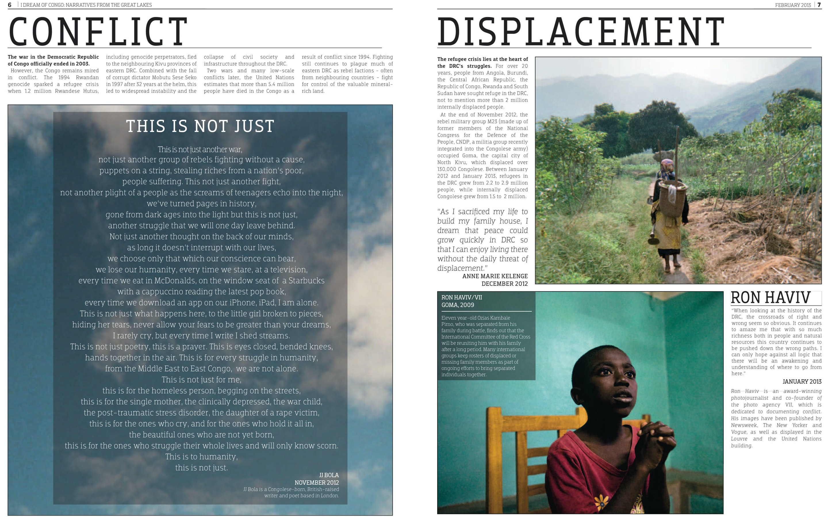 Congo Connect & 'I Dream of Congo: Narrative from The Great