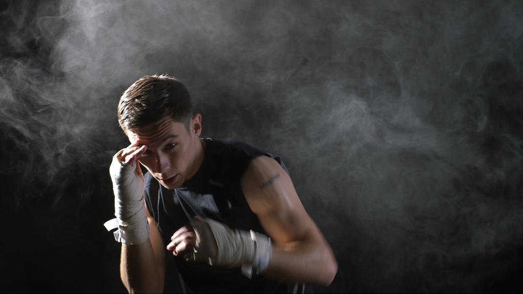 Caris Boxing - Jason Rock