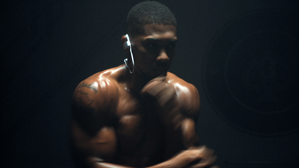 Beats - Be Heard ft. Anthony Joshua