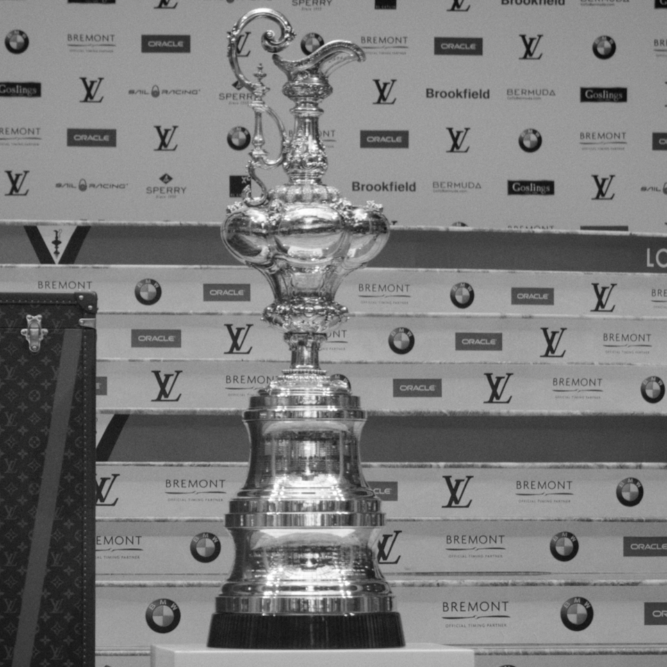 "Yohan Ungar - LOUIS VUITTON AMERICA'S CUP ""Tied to the Ocean"""