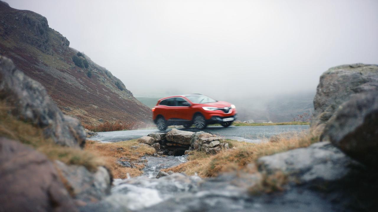 Renault Kadjar - Start Living -