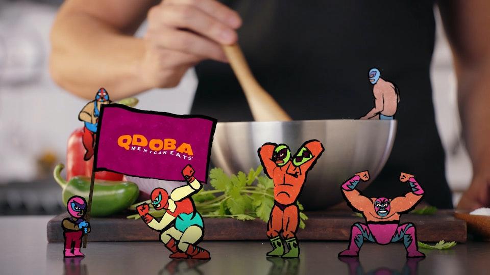 QDOBA // United By Flavor